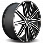 20x9 5x112 ET32 d66.6 VISSOL V-004 matte-graphite-machined