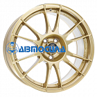 18x8 5x114.3 ET48 d75 OZ Ultraleggera Race Gold