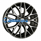 18x8 5x112 ET40 d72.5 Borbet DY Dark Grey Polished Matt