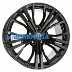 20x9.5 5x120 ET52 d72.6 OZ Cortina Matt Black